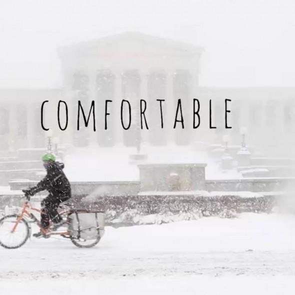 comfortableposter